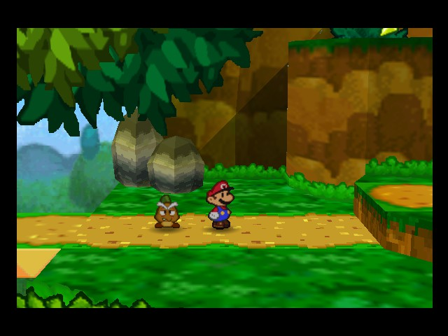 Paper Mario - Level  - I am too old for this... - User Screenshot